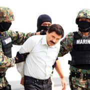 Mexiko: Drogenbaron erneut aus Gefängnis ausgebrochen (Foto)