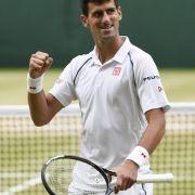 Boris Beckers Schützling holt Wimbledon-Sieg (Foto)