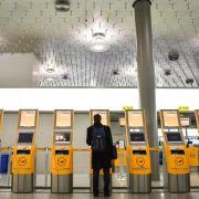 Lufthansa verhandelt wieder - Streik droht (Foto)