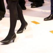 Initiative für mehr Chefinnen - Merkel: Führung in Teilzeit (Foto)