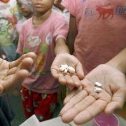 Acht Millionen Tote weniger: Erfolg im Kampf gegen HIV (Foto)