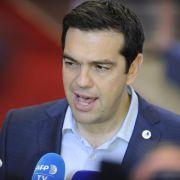 Griechenland-Krise: Schwierige Suche nach dem Geld (Foto)