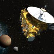Nasa-Raumsonde rast an Zwergplaneten vorbei (Foto)