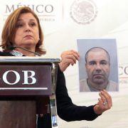 «El Chapo» hatte Komplizen im Gefängnis (Foto)