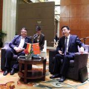 Deutsche Konzerne besorgt über Sicherheitsgesetze in China (Foto)