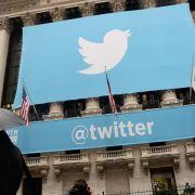 Gefälschter Bericht beflügelt Twitter-Aktie (Foto)