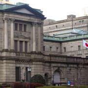 Japans Notenbank senkt Konjunkturprognose (Foto)