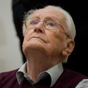 """""""Buchhalter von Auschwitz"""" muss vier Jahre ins Gefängnis (Foto)"""