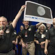 """""""New Horizons"""" bestätigt erfolgreichen Pluto-Besuch (Foto)"""
