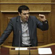 Griechenlands Parlament muss bittere Reformpille schlucken (Foto)