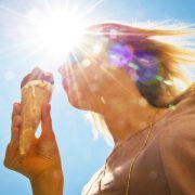 Deutschland schwitzt - bis 38 Grad am Freitag (Foto)