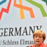 Unglaubliche 80.000 Euro kostete das G7-Logo! (Foto)