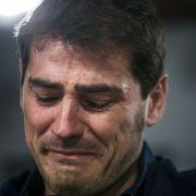 """Tränenreicher Wechsel von """"San Iker"""" nur der Anfang (Foto)"""