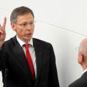 Carsten Sieling neuer Bremer Regierungschef (Foto)