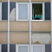 Schüsse auf Flüchtlingsheim bei Leipzig (Foto)