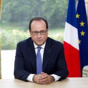 Hollande: Neue Terrorakte in Frankreich vereitelt (Foto)