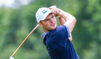 Martin Kaymer geht zuversichtlich in die British Open. (Foto)