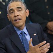 Obama bewirbtAtomabkommen als Garant für eine sichere Welt (Foto)