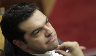 Tsipras hat den Rückhalt in seiner eigenen Partei verloren. (Foto)