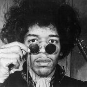 """Das """"beste Stück"""" von Jimi Hendrix zu Gast in Deutschland (Foto)"""