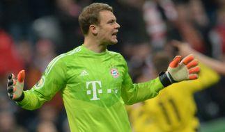 Manuel Neuer hat wohl die besten Chancen Schweinsteiger als Vize-Kapitän zu beerben. (Foto)