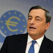Geld im Euroraum bleibt billig (Foto)