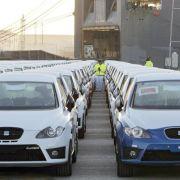 Europäischer Automarkt holt nach Krisenjahren wieder auf (Foto)