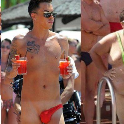 Ach du dickes Ding! Die schärfsten Strand-Outfits der Saison (Foto)