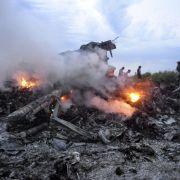 Ein Jahr nach dem Abschuss von Flug MH17: Schuldfrage offen (Foto)
