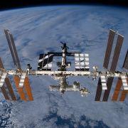 ISS-Crew unterbricht Arbeit wegen nahendem Weltraumschrott (Foto)