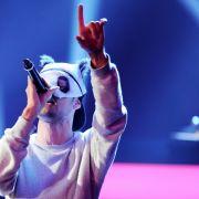 Cro ohne Strom! Schmuse-Panda in Concert (Foto)