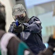 Sieben Menschen von Polizisten erschossen (Foto)