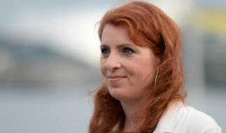 TV-Moderatorin Monika Lierhaus im Sommer 2014. (Foto)