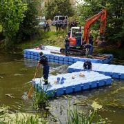 Unglück oder Verbrechen? Polizei gräbt Fluss nach Elias um (Foto)