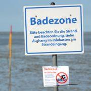 An diesen Nordsee-Stränden herrscht Badeverbot (Foto)