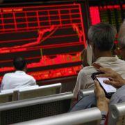 China stützt Börse mit 440 Milliarden Euro (Foto)