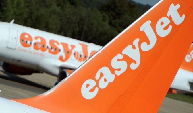 Zwischenfall bei Easyjet