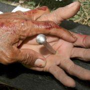 Gekreuzigt und ausgepeitscht! 94 Fastenbrecher brutal gequält (Foto)