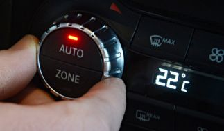 Die Klimaanlage sollte im Sommer auf 22 Grad eingestellt werden. (Foto)