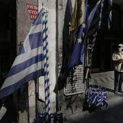 Grünes Licht für Verhandlungen über Griechenland-Hilfspaket (Foto)