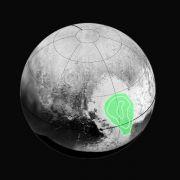 «New Horizons» entdeckt vermutlich Eis auf dem Pluto (Foto)