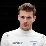 Formel-1-FahrerJules Bianchi ist tot (Foto)
