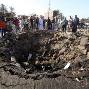 IS-Anschlag im Irak fordert mindestens 120 Menschenleben (Foto)