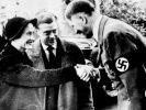 Edward, Herzog von Windsor und Ehefrau Wallis Simpson wurden 1937 von Adolf Hitler empfangen. (Foto)
