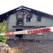 Brandanschläge auf Flüchtlingsheime: Serie reißt nicht ab (Foto)