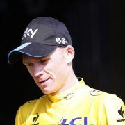 Ekel-Attacke: Tour-Spitzenreiter Froome mit Urin beworfen (Foto)