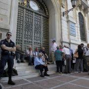 EZB wartet auf Milliarden - Banken öffnen am Montag (Foto)