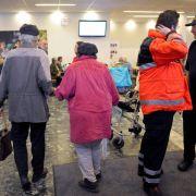 Evakuierung für Bombenentschärfung bei Hannover läuft (Foto)