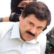 Mexikanische Marines machen Jagd auf «El Chapo» (Foto)