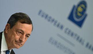EZB wartet auf Milliarden aus Athen -Draghi zuversichtlich (Foto)
